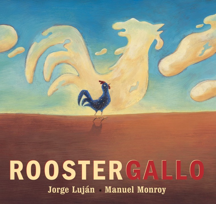 Rooster/Gallo by Jorge Lujan