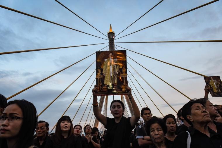 Image: TOPSHOT-THAILAND-POLITICS-ROYALS