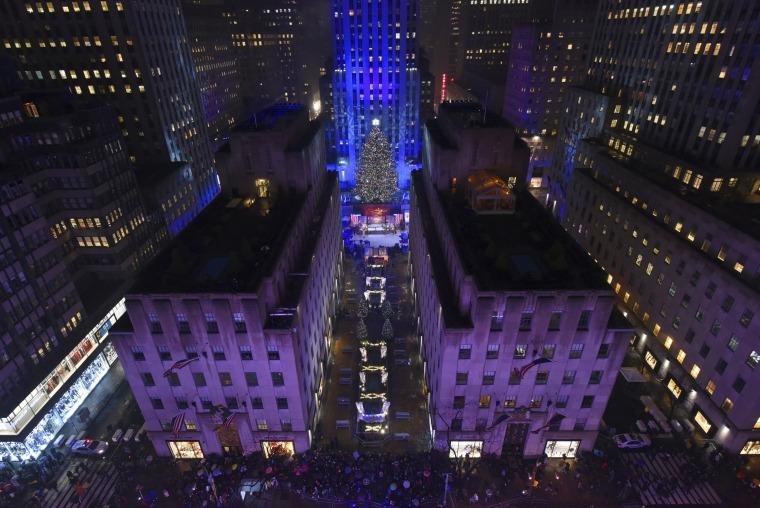 IMAGE: Rockefeller Plaza
