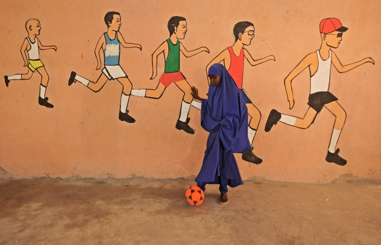 Image: BESTPIX TOPSHOT-SOMALIA-DAILY-LIFE