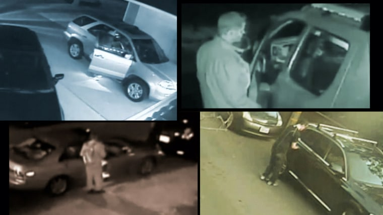 Image: Jeff Rossen Reports on devices used to open and steal locked vehicles