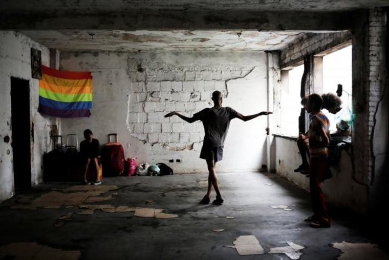 The Wider Image: Building a refuge from homophobia in Brazil