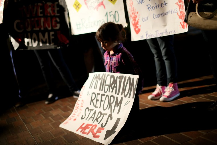 Immigration: Mexican Activists Protest Deportations by the Obama Administration