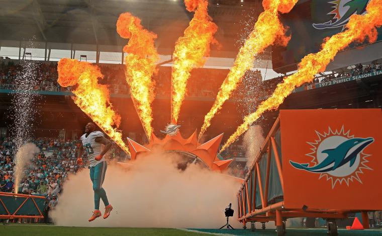 Image: Arizona Cardinals v Miami Dolphins