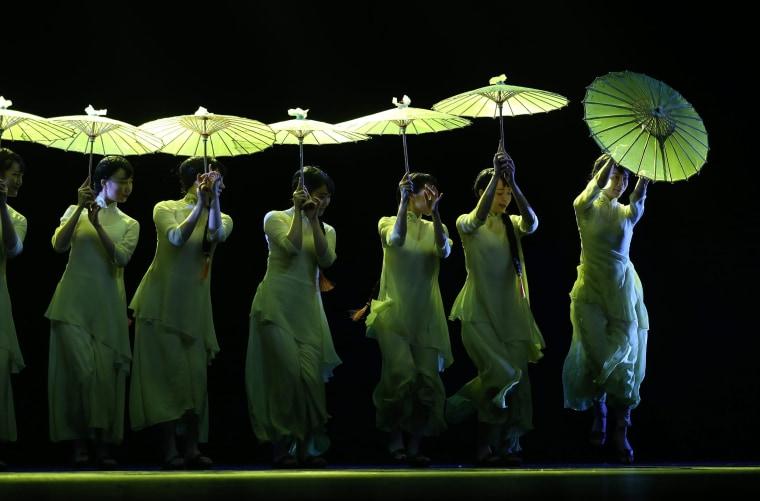 Image: Chinese Dance: Maestros & Classics