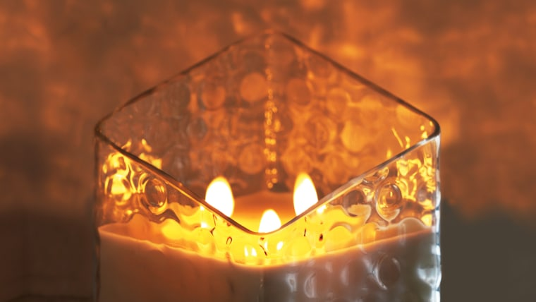 Yankee Candle Recalls Luminous Candles Due to Laceration Hazard