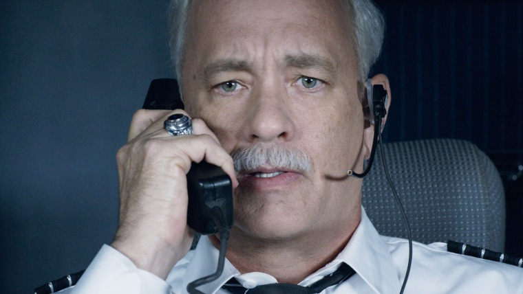 """Tom Hanks won over audiences as Chesley """"Sully"""" Sullenberger in """"Sully."""""""