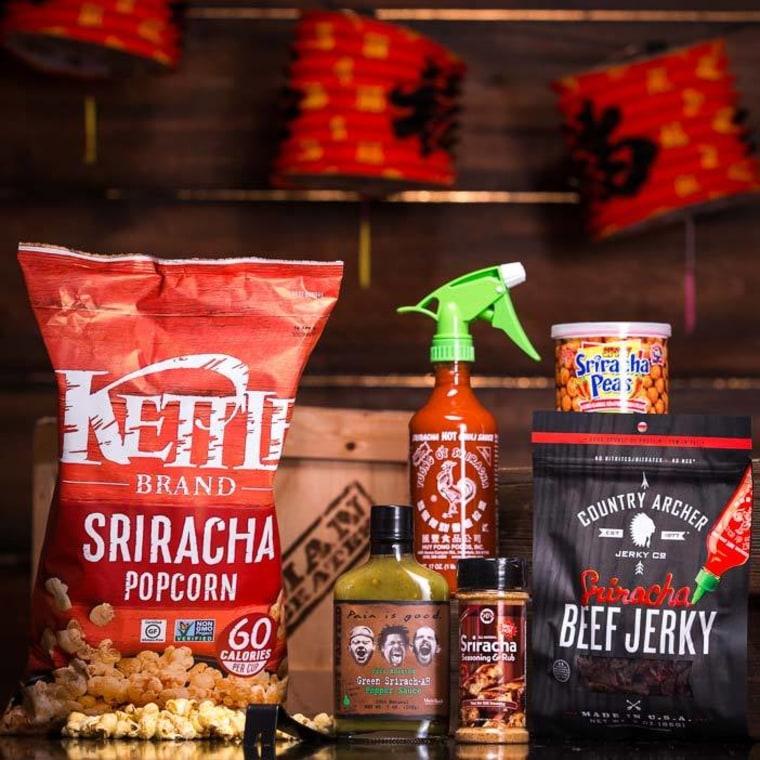 The Sriracha Crate