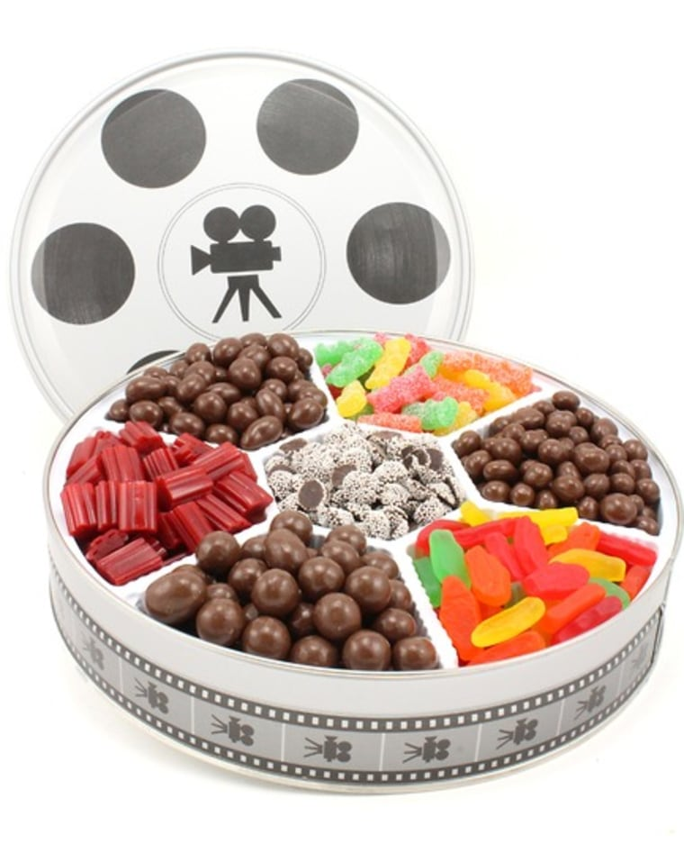 Movie Tin Assortment