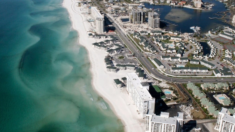 Florida's Emerald Coast is one of the 10 places to visit in 2017