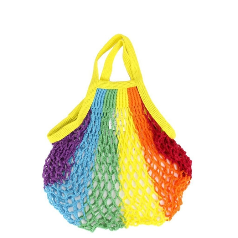 Show your true colors with this fashionable tote!