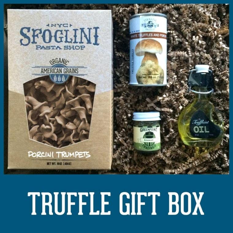 Truffle Gift Box