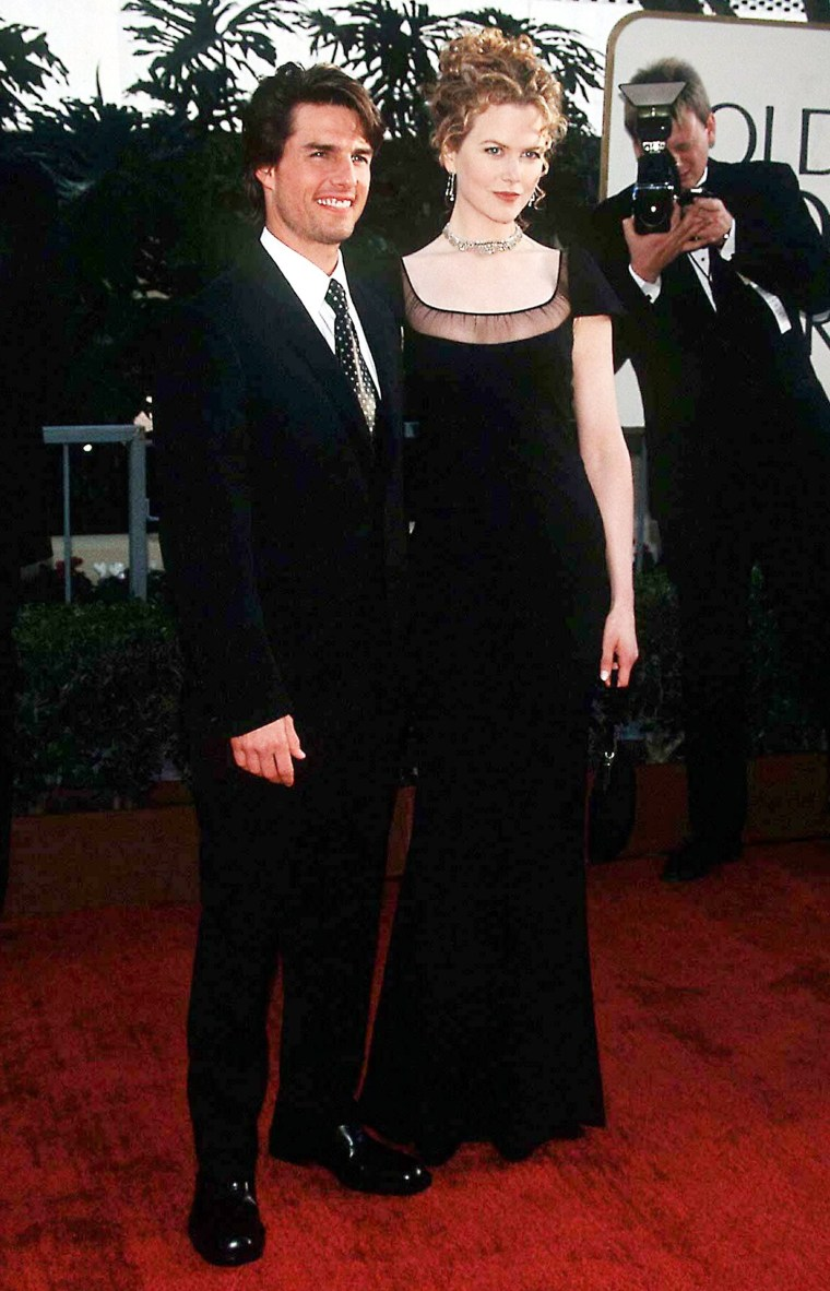 54th Golden Globe Awards Ceremony, Los Angeles, America - 1997