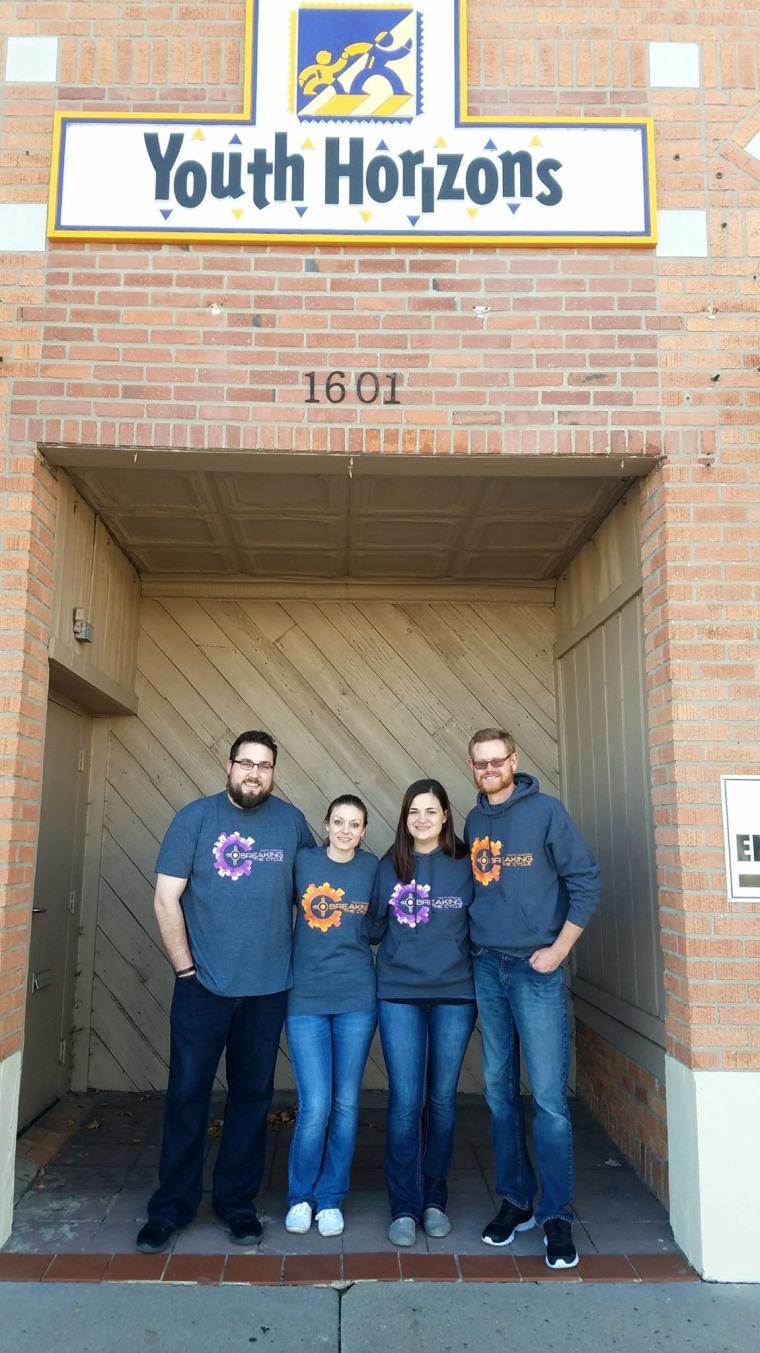 Youth Horizons team in Wichita
