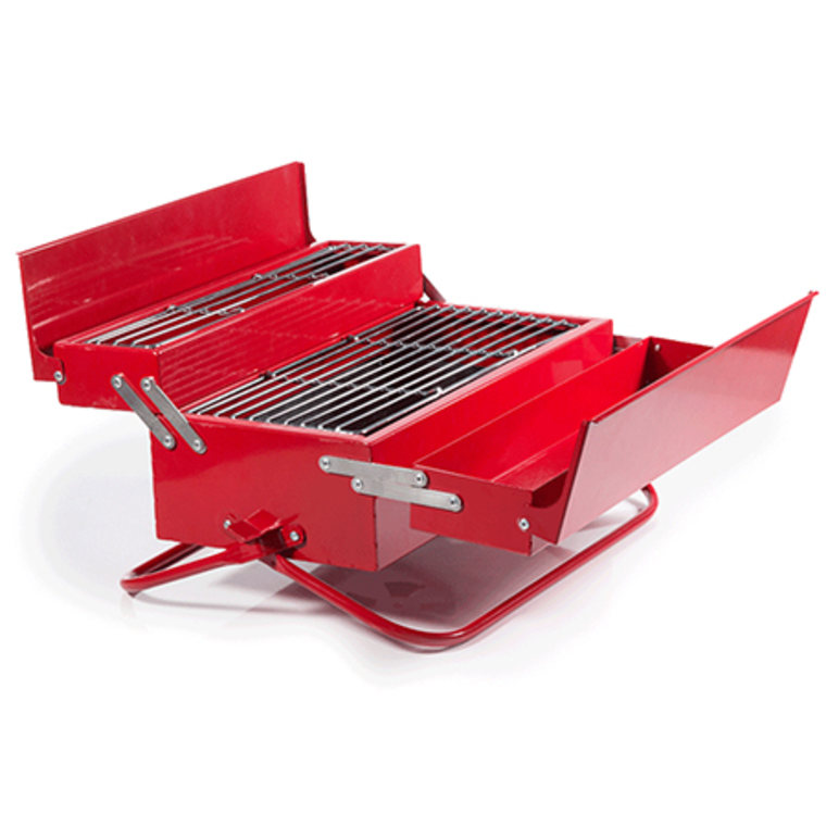 Toolbox grill