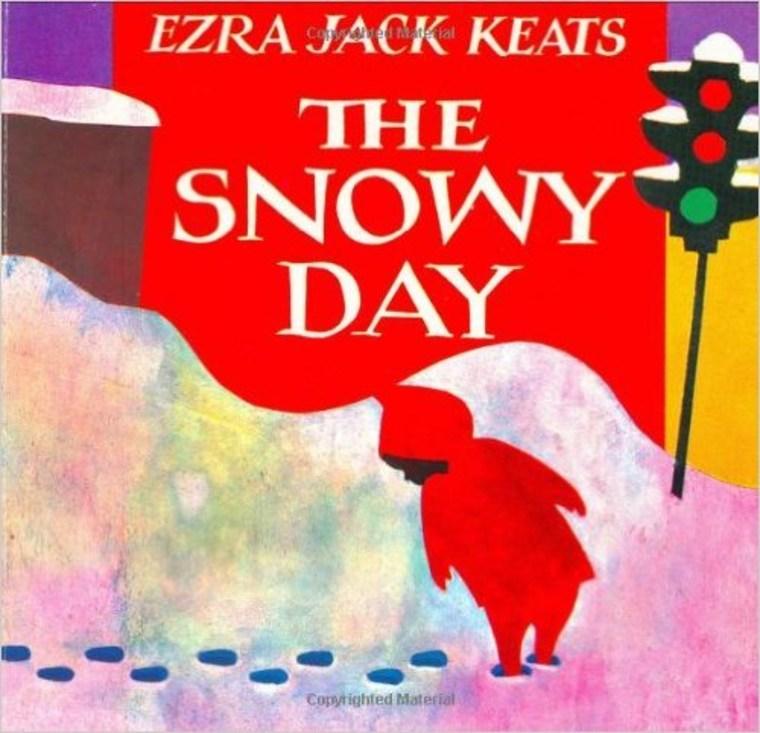 """Ezra Jack Keats' """"The Snowy Day"""" available on Amazon.com."""