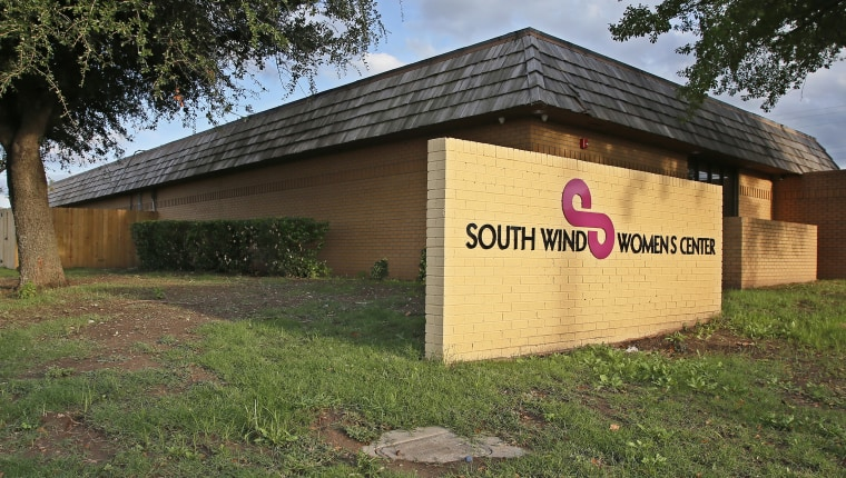 Image: Trust Women South Wind Women's Center is pictured in Oklahoma City, Friday, Sept. 16, 2016