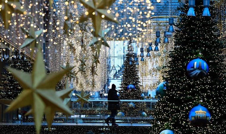 Image: GERMANY-CHRISTMAS-SHOPPING