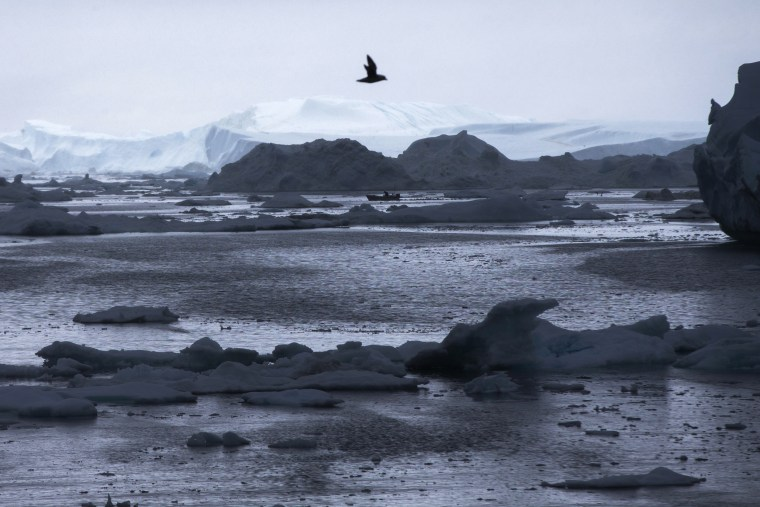 The Rate of Warming Is Heating Up, Annual Arctic Report Card Shows