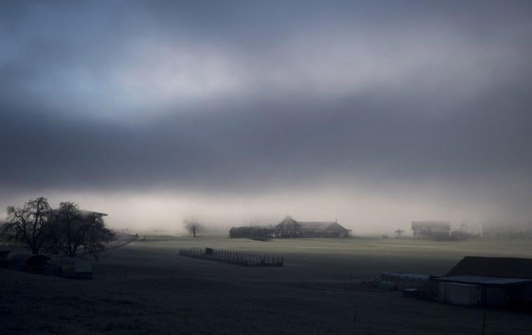 Image: Winter weather in Switzerland