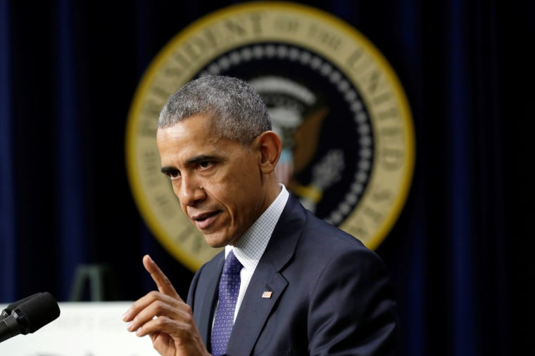 U.S. Will 'Take Action' on Russian Hacking, Obama Promises