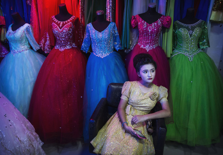 Image: YEAR IN FOCUS - NEWS (1 of a set of 85) China's Uyghur Minority Marks Muslim Holiday In Country's Far West