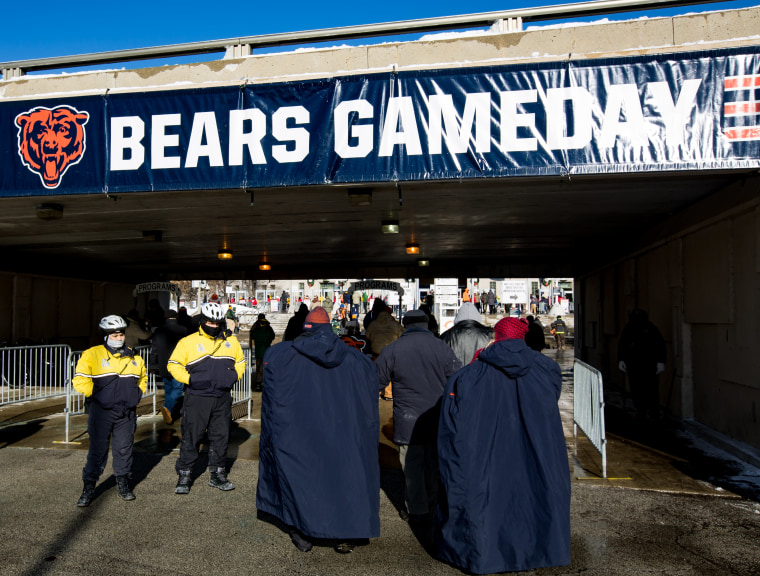 Image: Green Bay Packers v Chicago Bears