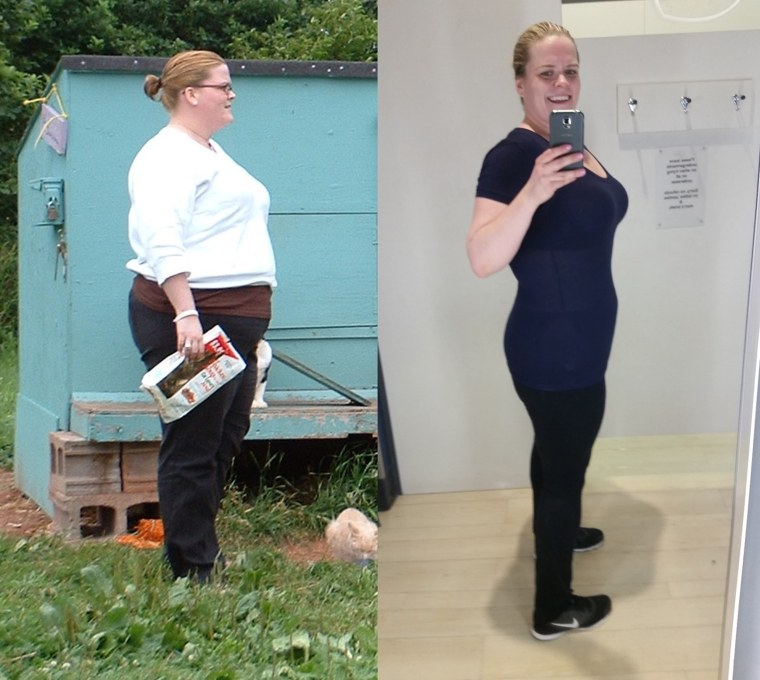 5 simple steps this woman took to lose 145 pounds