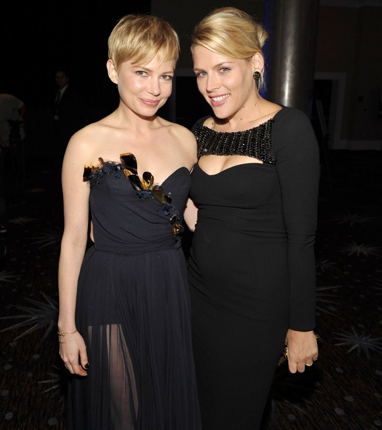 Michelle Williams: My BFF Busy Philipps Is 'the Love Of My