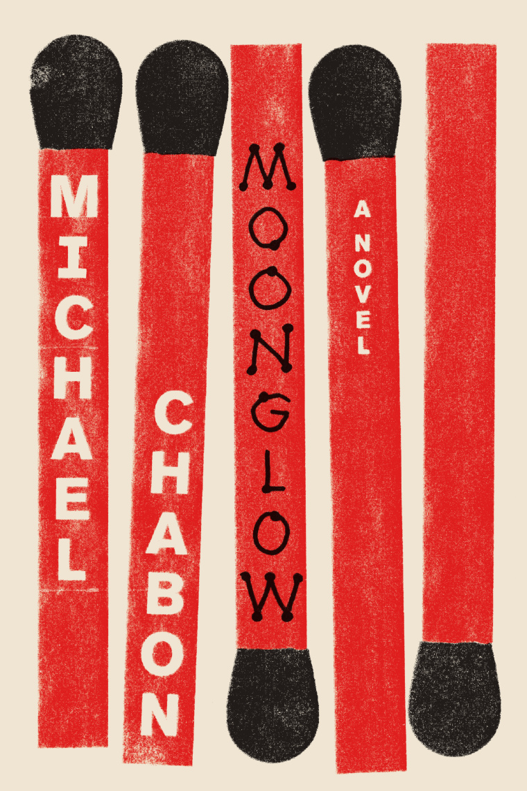 """Moonglow"" by Michael Chabon"