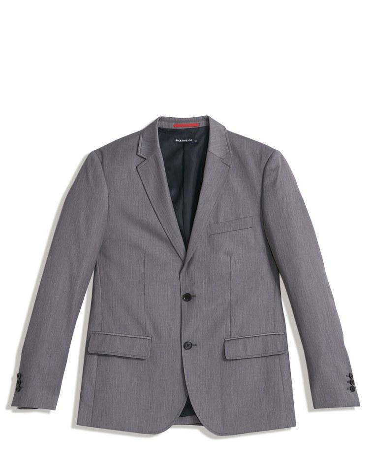 Plain Weave Blazer