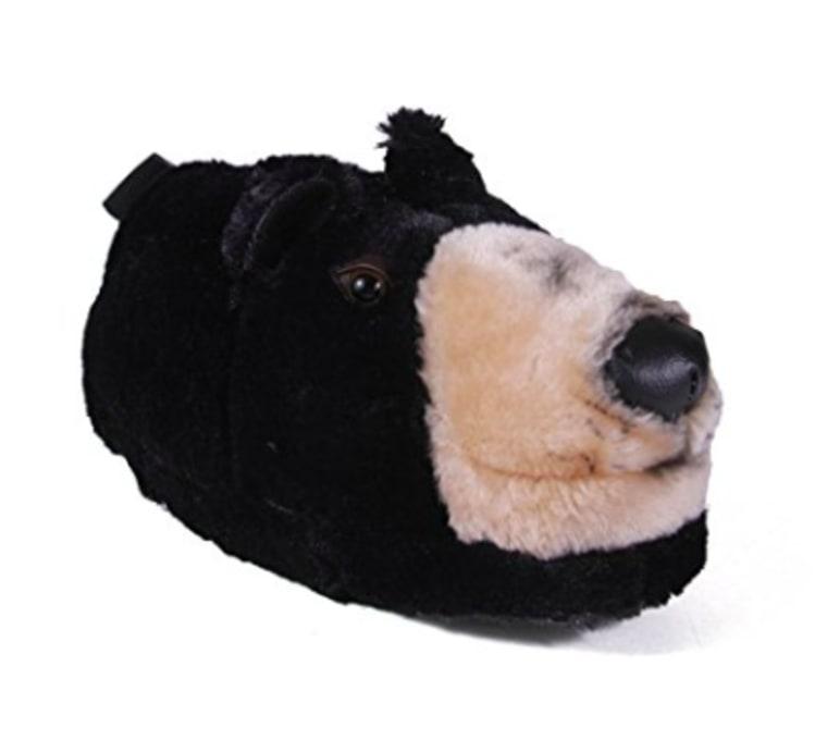 Animal slippers