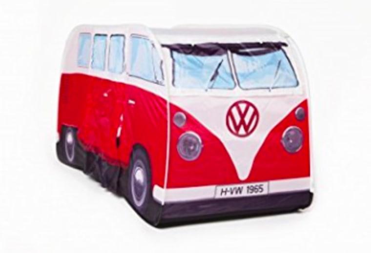 VW pop-up tent