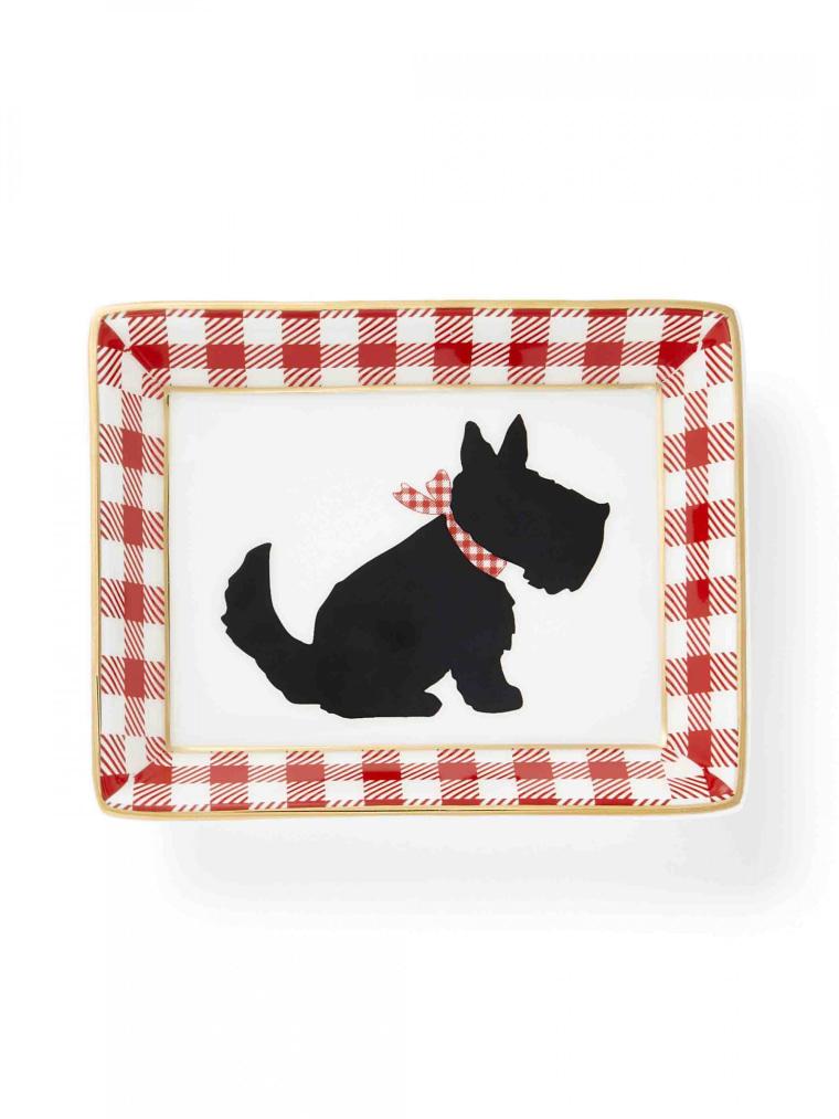 Dog trinket tray