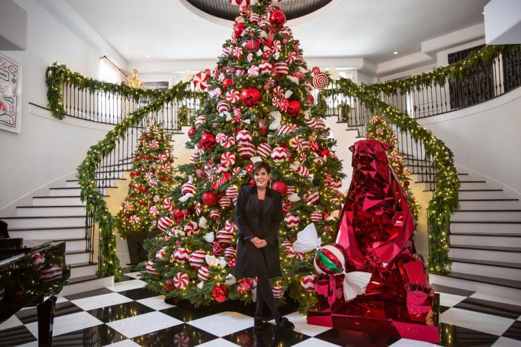 Kris Jenner Christmas