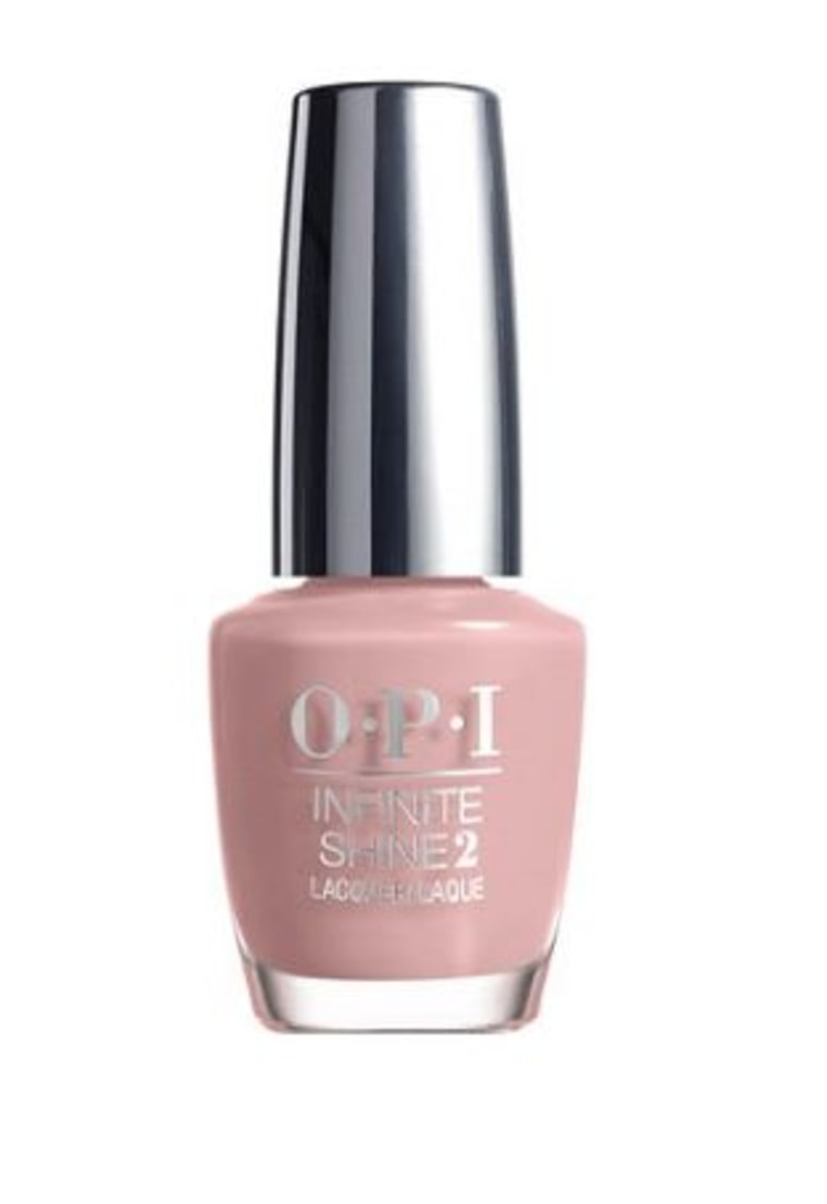 OPI half past nude nail polish