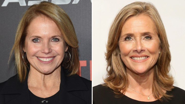 Katie Couric, Meredith Vieira