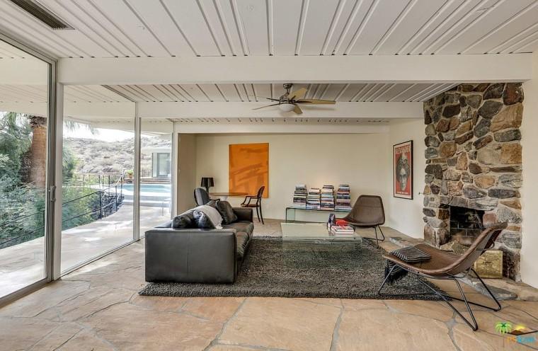 Zsa Zsa Gabor's Palm Springs home