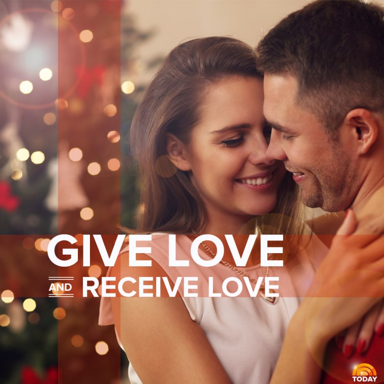 give love and receive love
