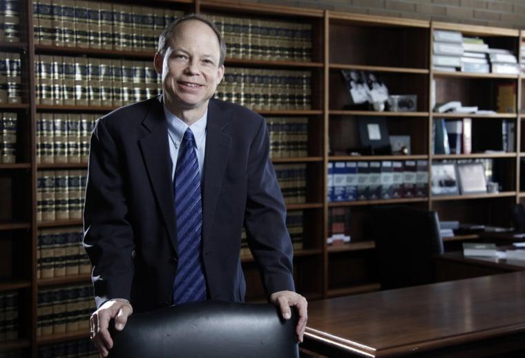 Image: Judge Aaron Persky