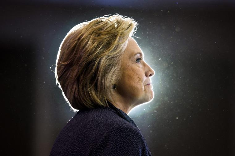 Image: Hillary Clinton Speaks at Black Women's Agenda Symposium in Washington, DC