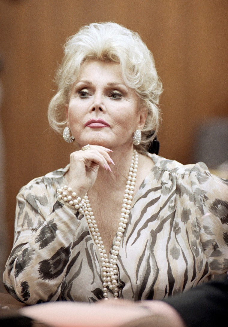 Image: The life of Zsa Zsa Gabor