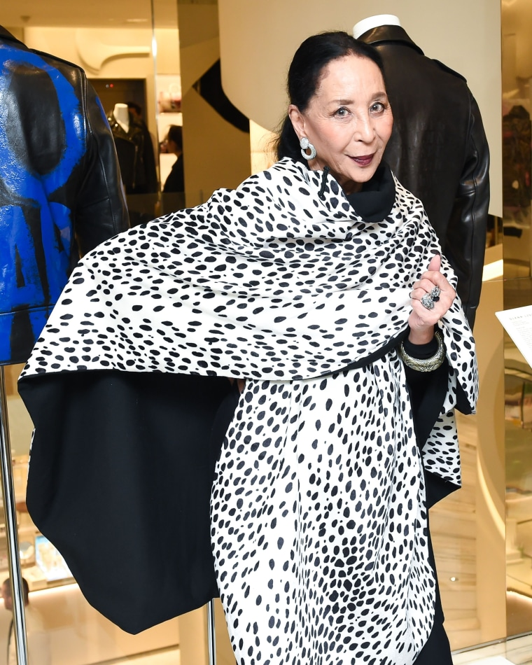 Image: Barneys New York Launches Chelsea Flagship Store, New York, America - 17 Mar 2016