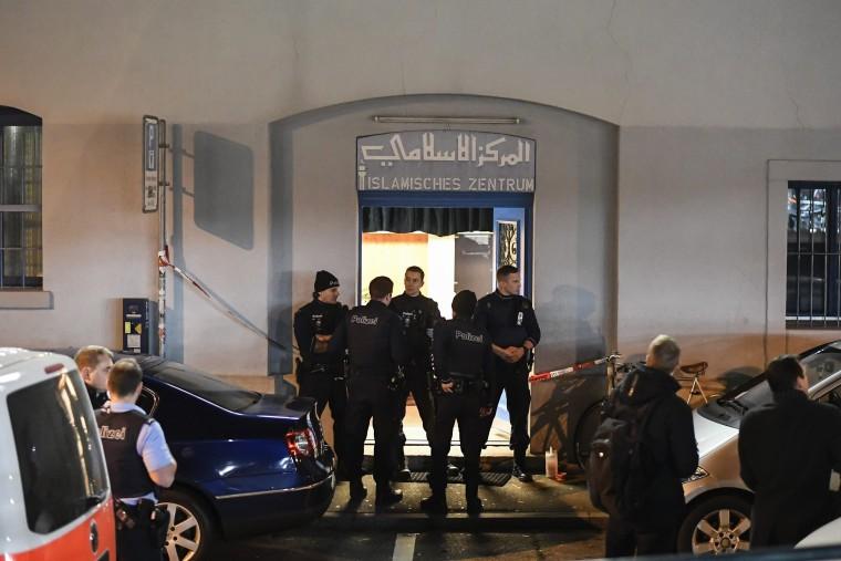 Image: Islamic Center in Zurich, Switzerland