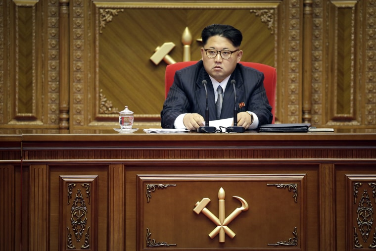 Image: North Korean leader Kim Jong Un