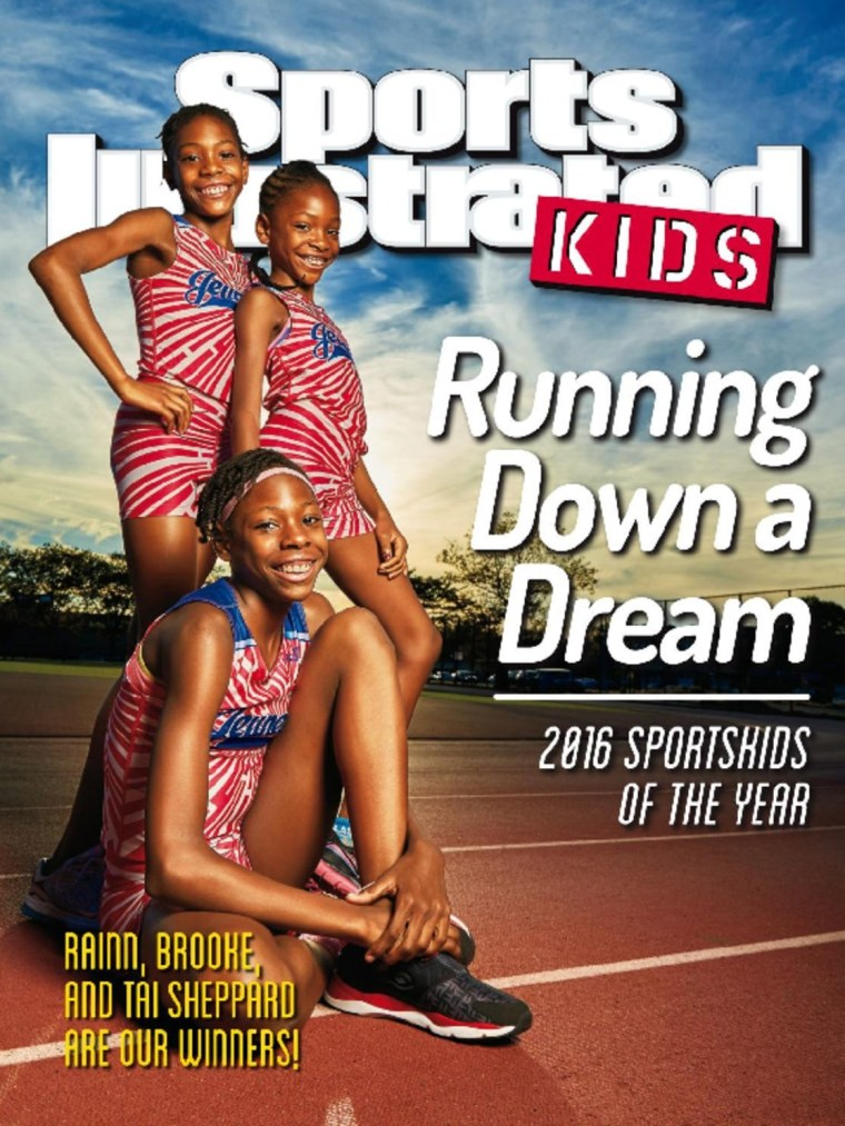 Dec. 2016 issue of Sports Illustrated Kids