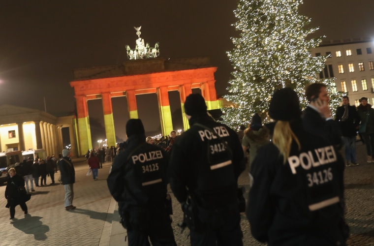 Germany's Right-Wing AfD Party Blames Merkel's Immigration Policy for Berlin Attack