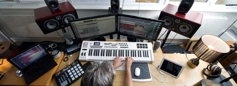 Machine-Made Melodies: How Humans Are Creating Artistic