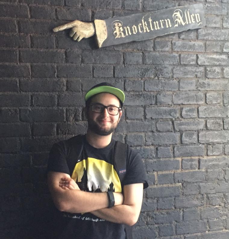 Transgender activist Jacob Rostovsky