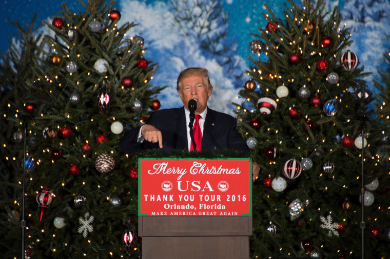 merry christmas versus happy holidays why trump may prefer the former